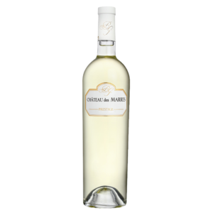 "Cuvée ""Prestige"" Blanc 2018 - 50cl"