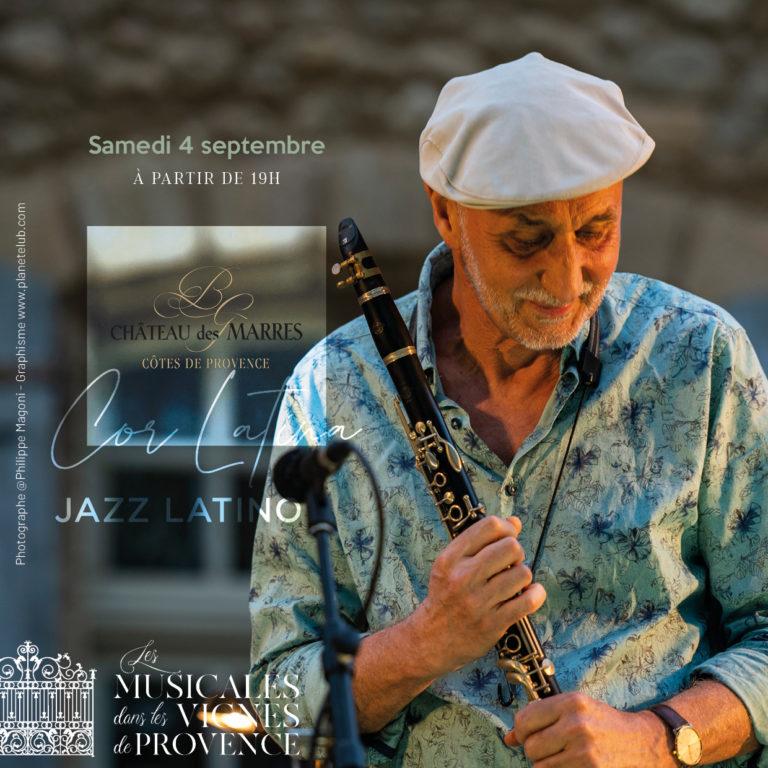 Musicale dans les vignes – Groupe Cor Latina & Michel Pellegrino